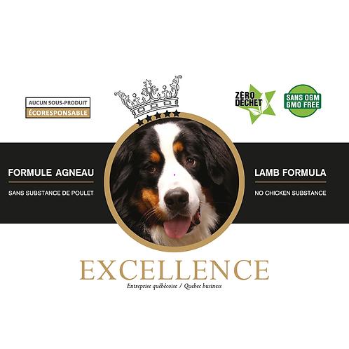 Excellence - Formule Agneau