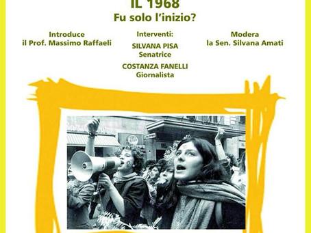 """""""IL 1968 - FU SOLO L'INIZIO?"""""""