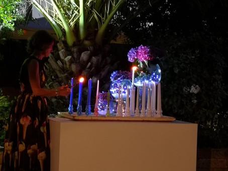 Cerimonia delle Candele: la Fidapa dà il benvenuto alle nuove socie
