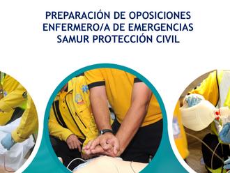 Curso de Preparación para Enfermería a SAMUR-PC