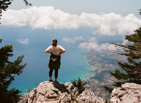 Traveling to Kefalonia, Greece