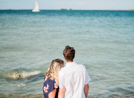 Fort De Soto Beach Engagement   Anna & Kevin