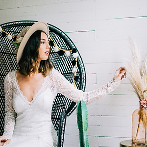 Styled Shoot: Boho Home Session