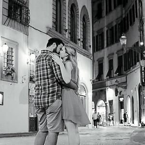 Josh & Shelby Florence Engagement