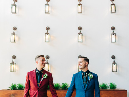 Downtown Tampa Wedding | University of Tampa | CAVU | Sam & Tyler