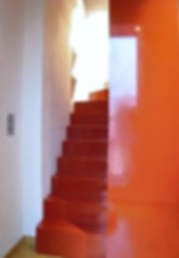 CUTCH design escalier studio Cretet Paris 9