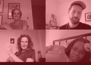 COVID CORRESPONDENCES (6) // Katrina Niebergal & Andrew Wilson