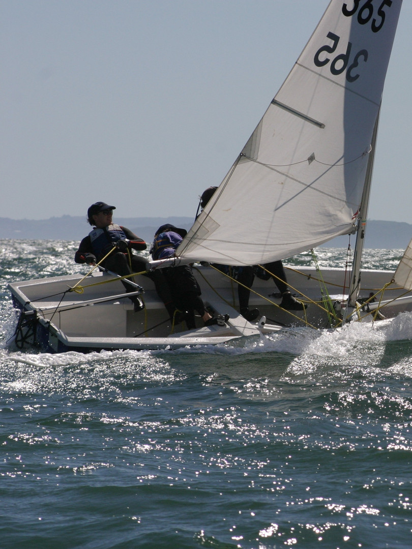 Try your hand at sailing