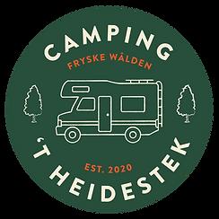 Logo Camping 't Heidestek