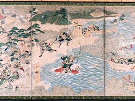 Topics of Japanese history-Gempei era