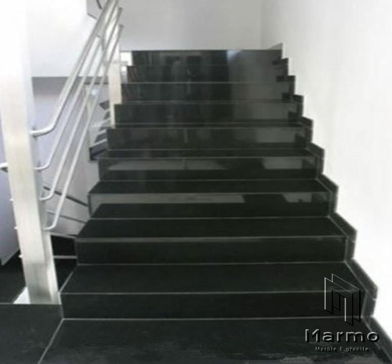 Shanxi-Black-Absolute-Black-Granite-Step