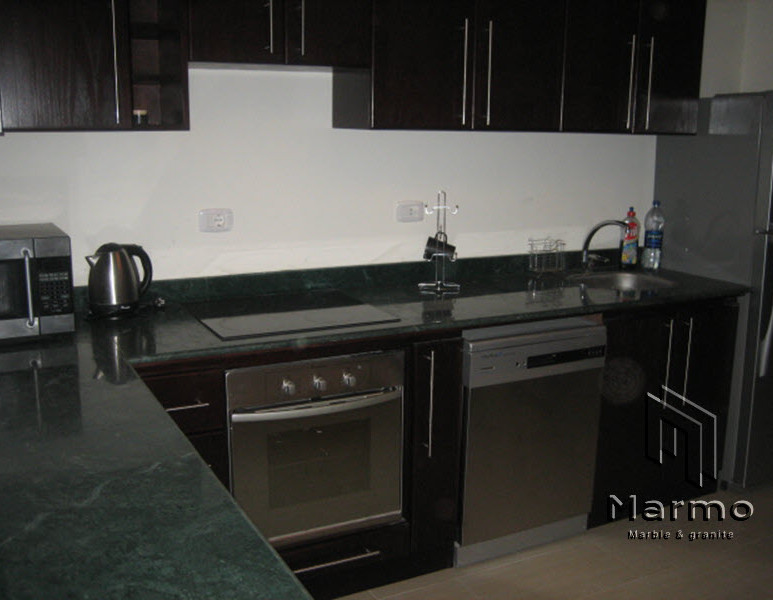 fitted-kitchen-indian-green-marble-code-