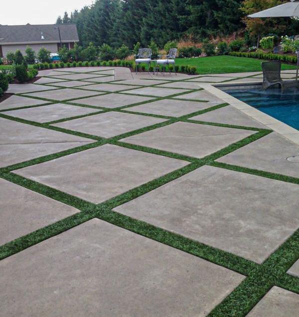 44+ Fabulous concrete patio ideas for yo