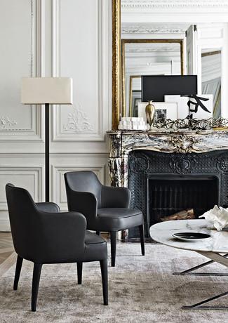 Chair_ FEBO - Collection_ Maxalto - Desi