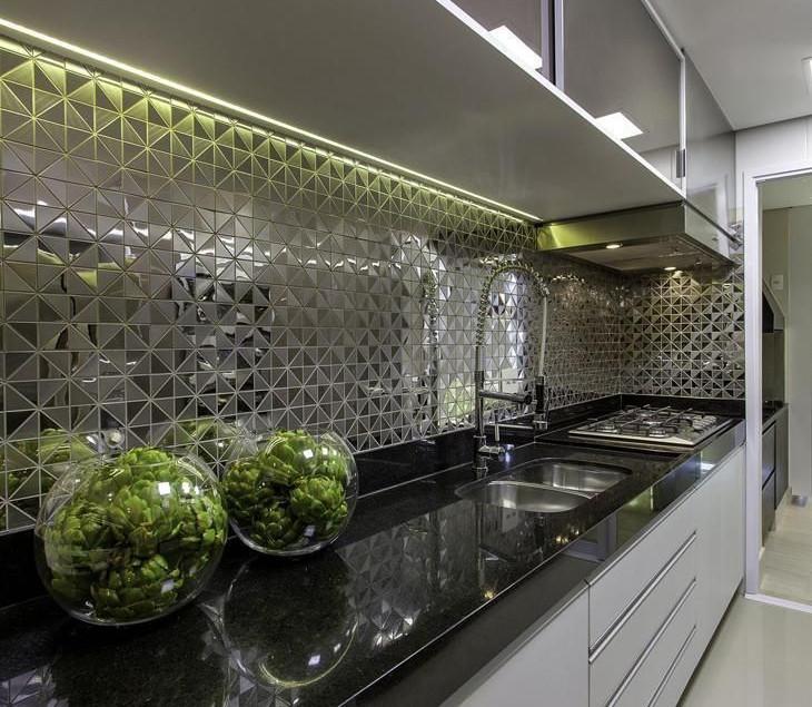 100 cozinhas decoradas para se apaixonar