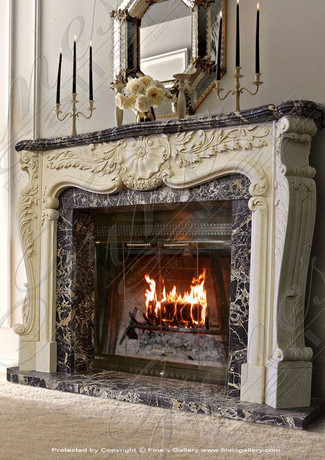 Marble _  Marble  Fireplaces _   Marble