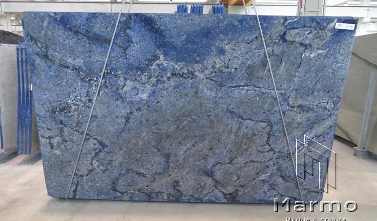 Azul-Bahia-Granite-Slab-Blue-Granite-Sla