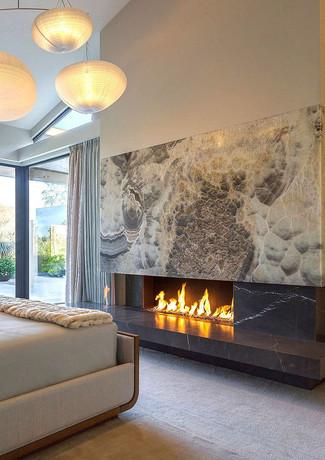 17+ Onyx Fireplace Ideas ( White, Gold,