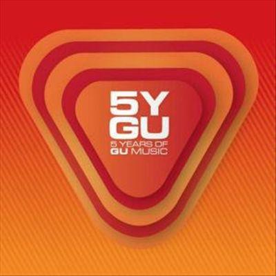 5Y GU 5 Years of GU Music