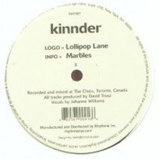 Kinnder Lollipop Lane/Marbles