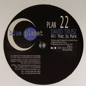David Trusz All That is Pure/Space Station Moonwalk Mix
