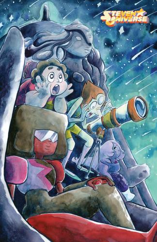Steven Universe #1