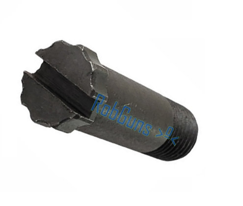 Parafuso Eixo Rotação Fixação do cano Carabina Hatsan HT80 HT95 Striker Edge