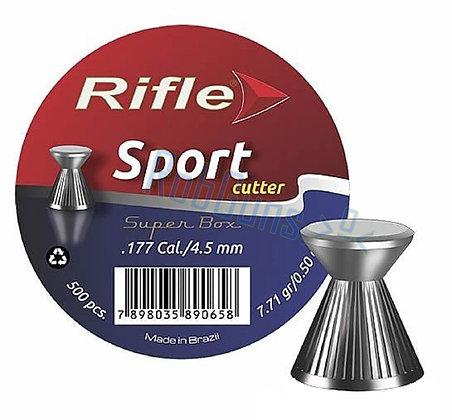 CHUMBINHO SPORT CUTTER 4.5 mm / 250 UNIDADES