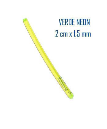 Fibra ótica VERDE para Mira de Armas / 2,0 cm X 1,5 mm