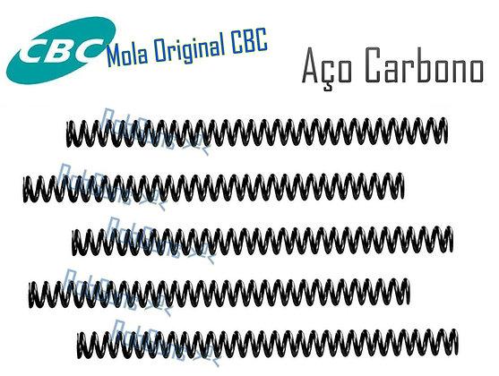 Mola de ação do pistão Original Carabina CBC B19 / 05 unidades