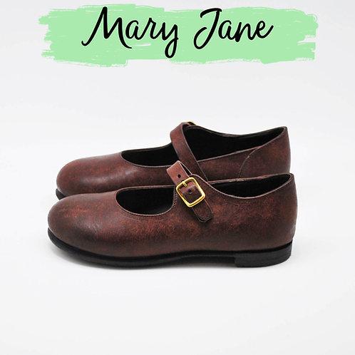 Mary Jane shoes pueblo