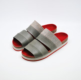 Two tube sandals