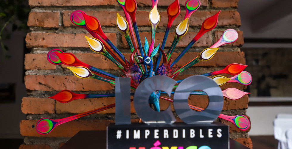 100 imperdibles de México