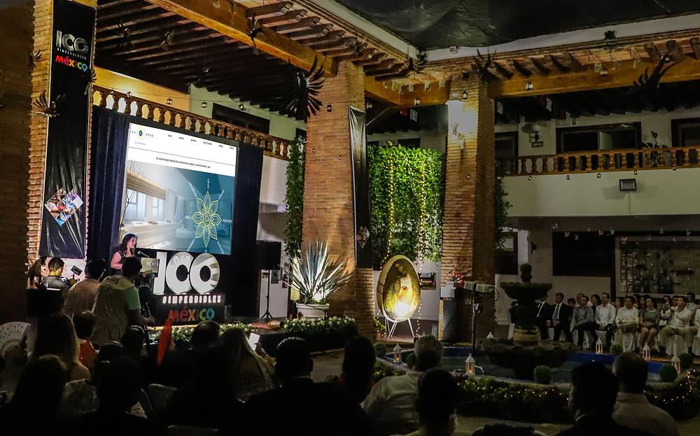 Presentando el lanzamiento de la categoría de Spas Imperdibles de México