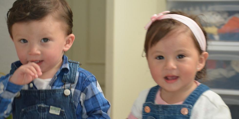 Fiesta Romina y Paolo  de 2 años