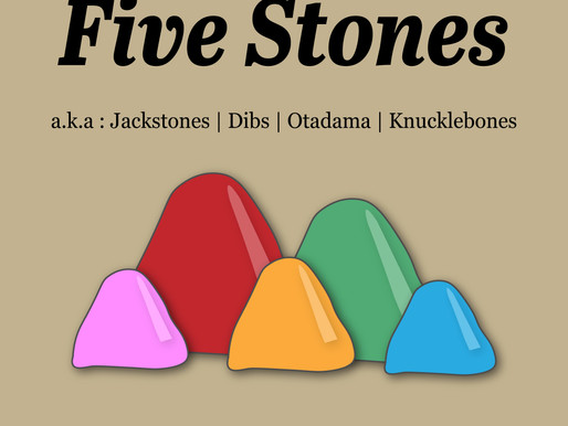 #TheOldSkoolGUIDE | How to play Five Stones?