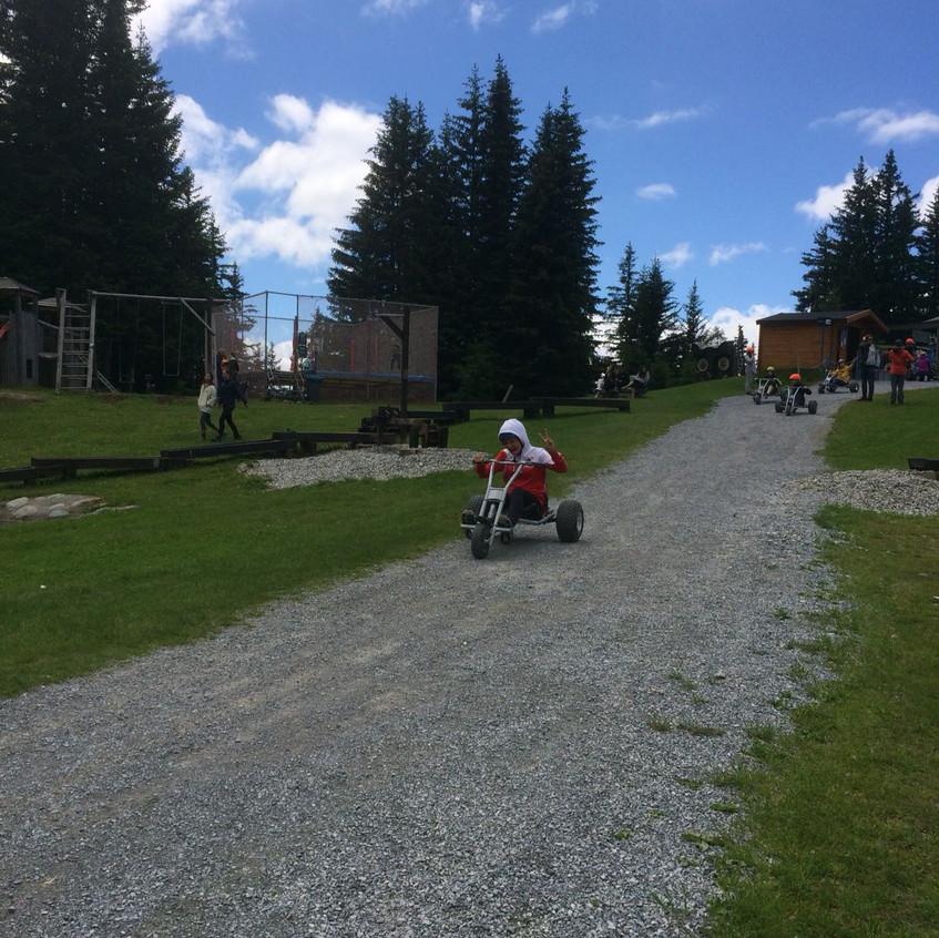 Klassenlager Fendels 2018
