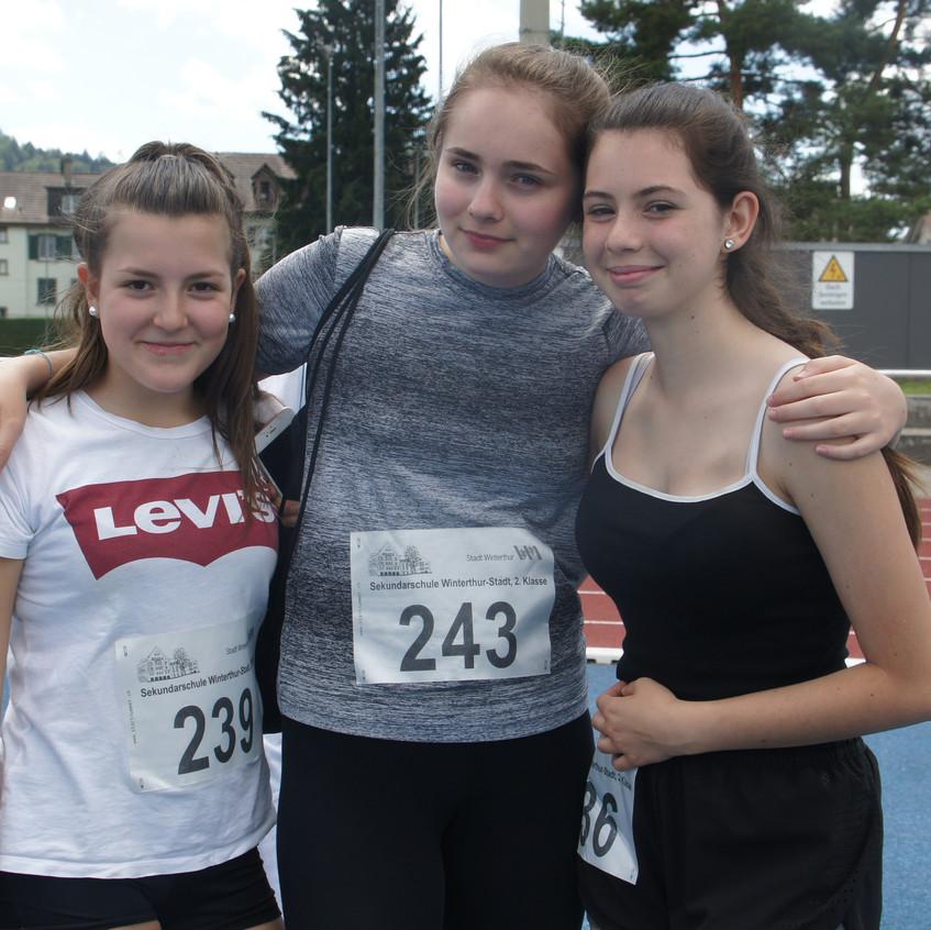 Leichtathletiksporttag 2018
