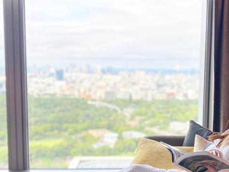 【国内ホテル滞在記】(今年9月オープン!)フォーシーズンズホテル東京大手町で『非日常』を味わうホテルステイ♡