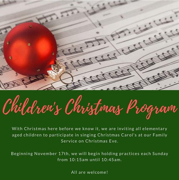 childrens christmas program.JPG