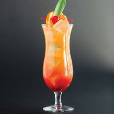 Whipping up the wind with a Hurricane for Cocktail Friday! Learn the ways of the Hurricane with us!
