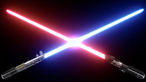 light saber cocktail, star wars cocktail
