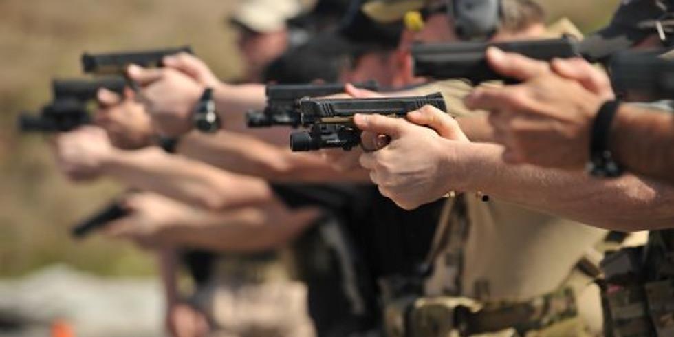 Free Intro to Basic Pistol Shooting (Adult)