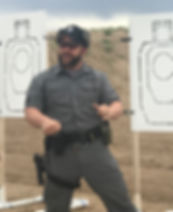 Defensive Pistol instructor, NRA Certified Instructor, Ben Anguiano