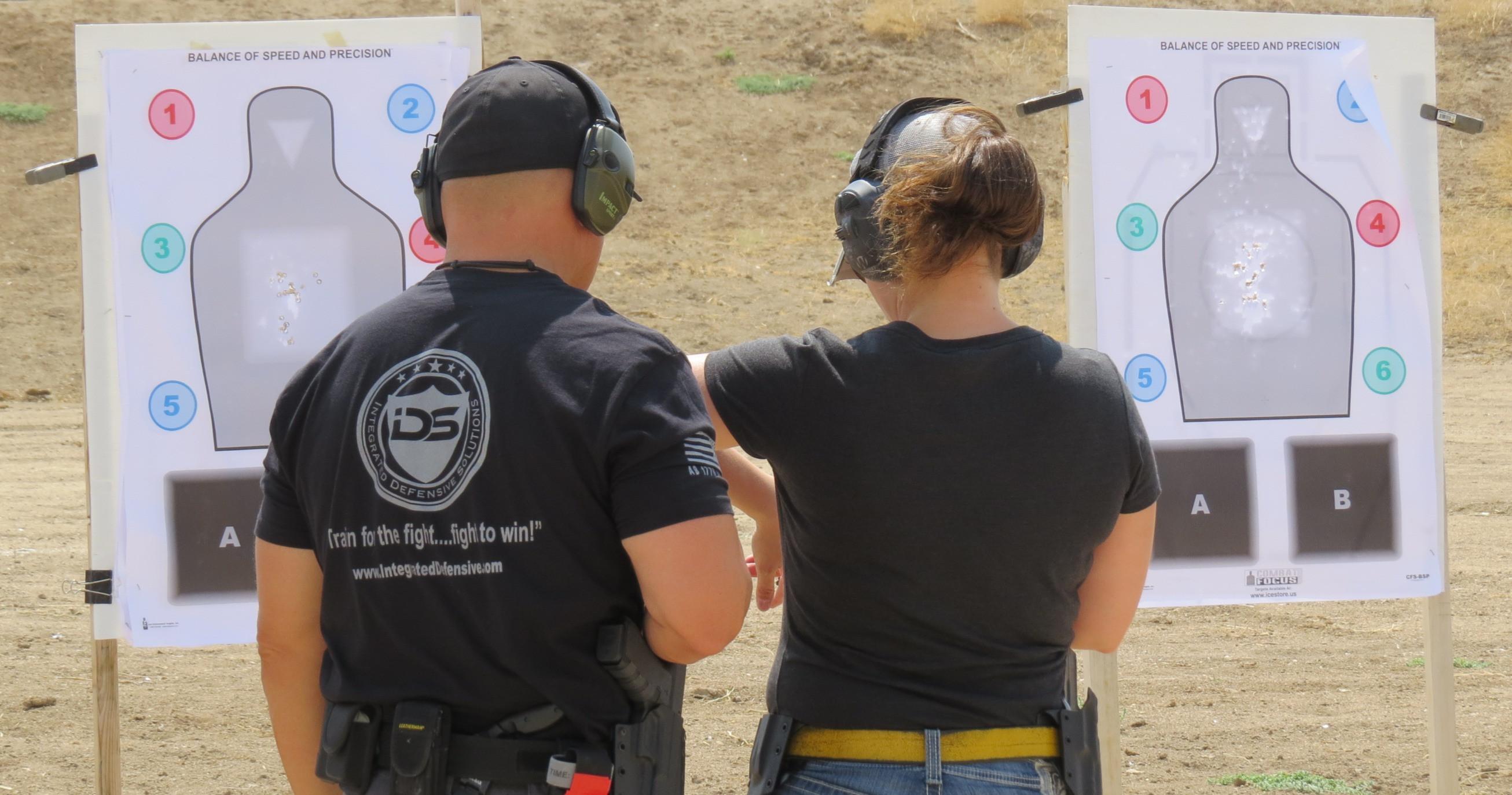 Defensive Pistol Private - 6 Hours