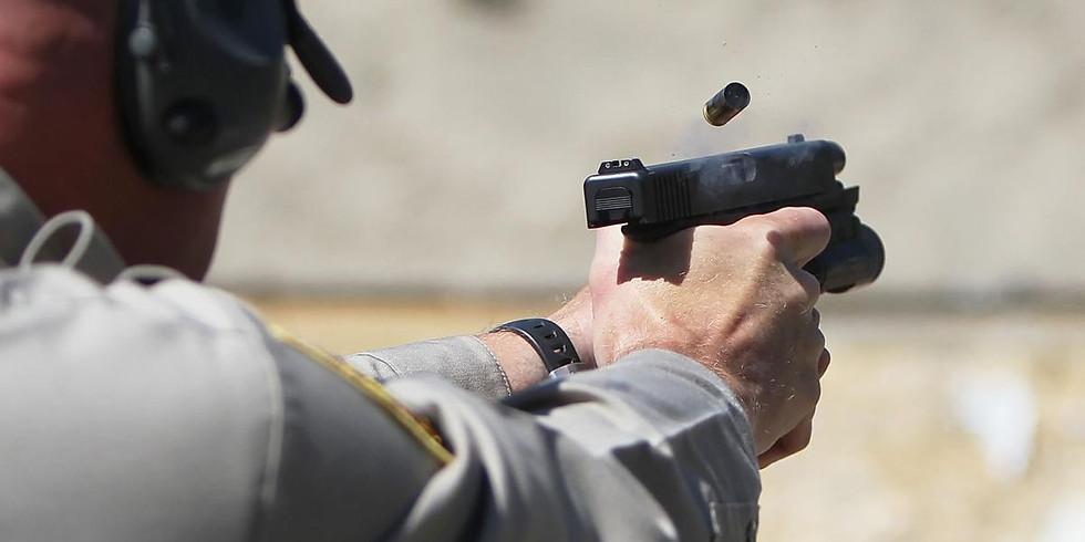 Defensive Pistol - Level I  Tune Up