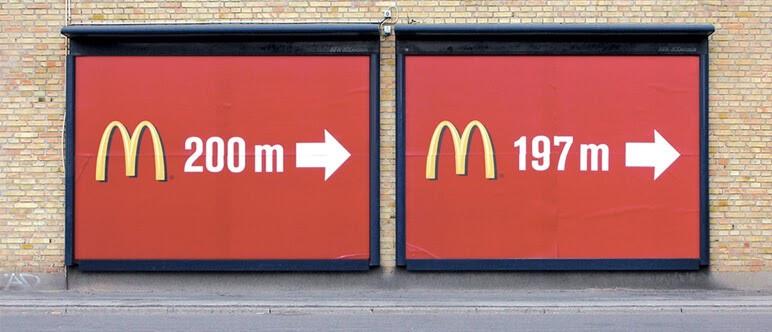 McDonald's reklaamikampaania