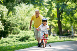 grandpa-child-bike