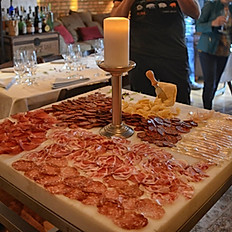 SLICED MEATS AND CHEESES