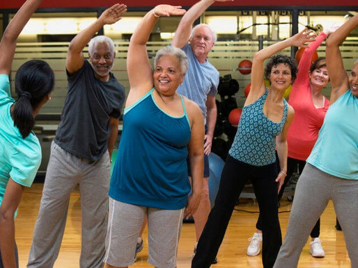 Exercise plan for seniors